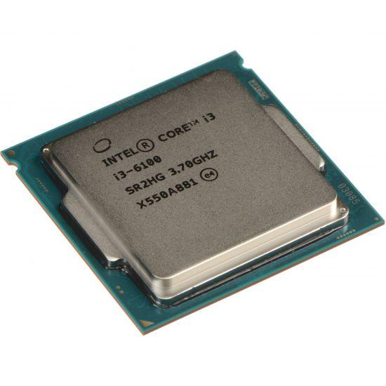 CPU Intel Core i3 - 6100
