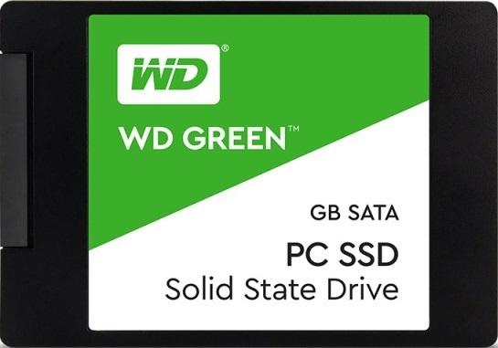 Ổ SSD Western Green 120Gb SATA3 (đọc: 540MB/s /ghi: 430MB/s)