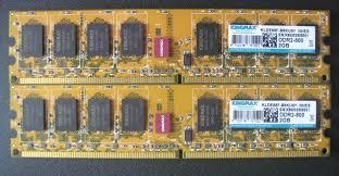 RAM DDR2 -2G bus 800