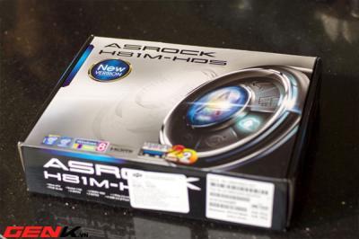 ASRock H81M-HDS và Core i3-4130: Cặp đôi hoàn hảo, phá đảo tầm trung