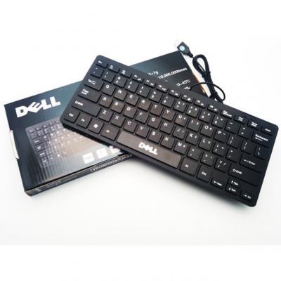 Bàn Phím Mini Có Dây Dell D-618