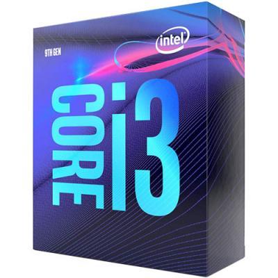 Bộ vi xử lý - CPU Intel Core i3 9100 3.6 GHz Chính hãng Intel VN