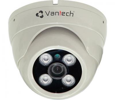 Camera IP Vantech VP-184B hồng ngoại