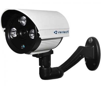 Camera Vantech VT-3224P thân tròn hồng ngoại