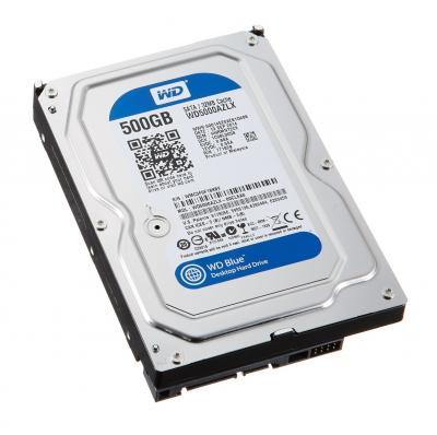 Ổ cứng HDD Western Blue 500Gb SATA3 7200rpm