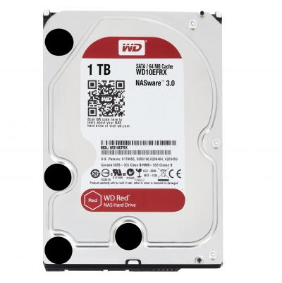Ổ cứng HDD Western Red 1Tb SATA3 5400rpm
